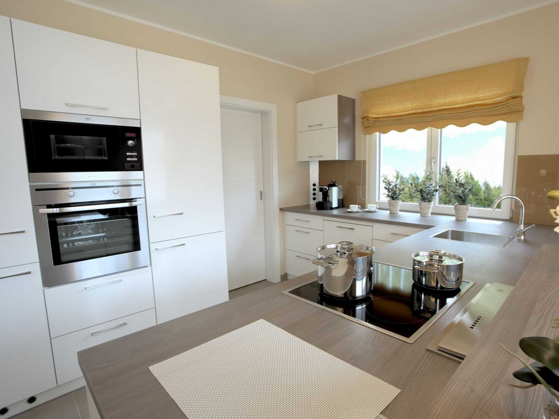 Elegance 122 W von Hartl Haus Küche