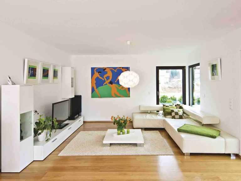 CityLife 200 - WeberHaus Wohnzimmer