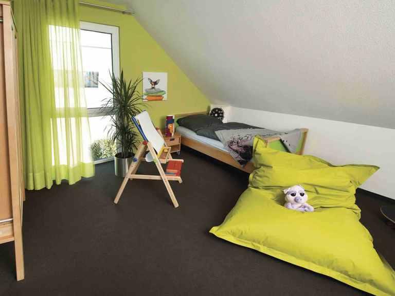 Musterhaus Balance 250 - WeberHaus Kinderzimmer