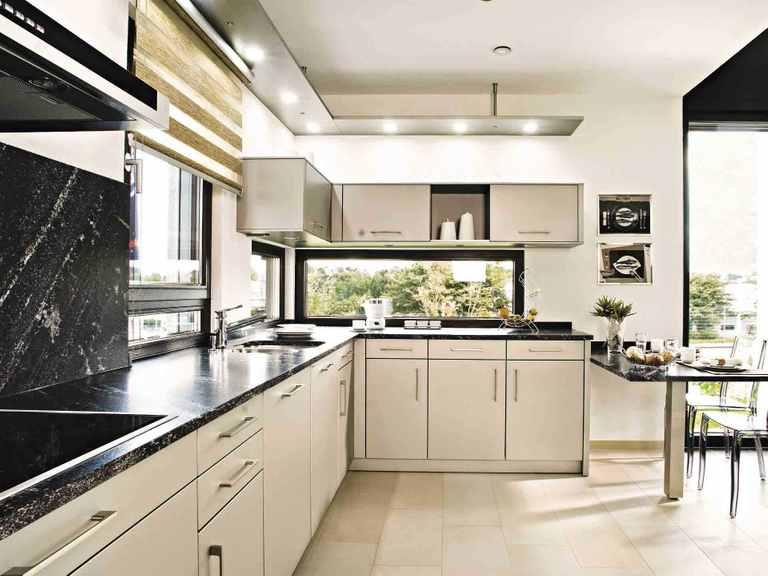 Haus Balance 400 - WeberHaus Offene Küche