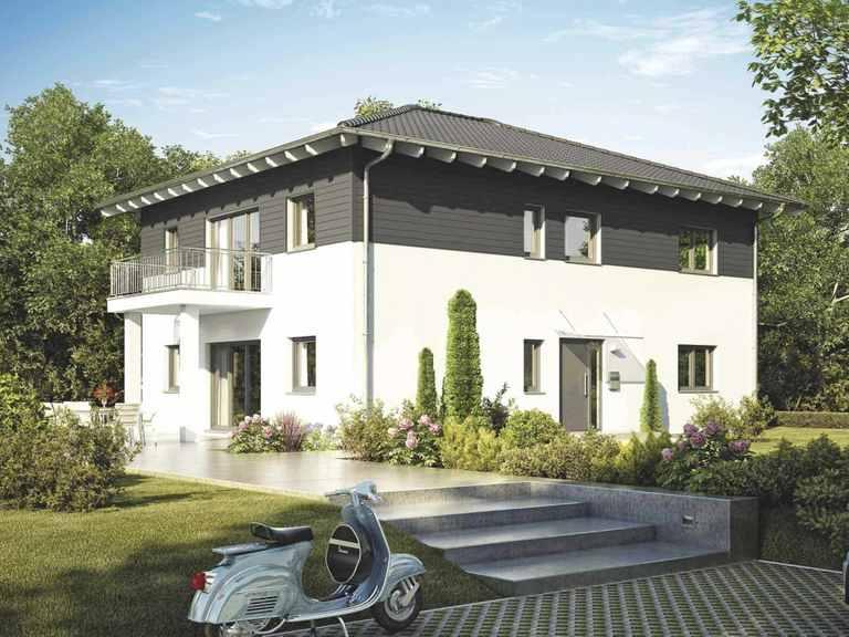 Stadtvilla Balance 400 - WeberHaus