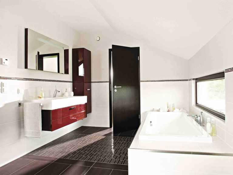 Haus Balance 400 - WeberHaus Badezimmer