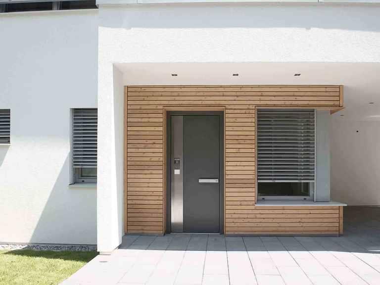 Musterhaus CityLife - Haus 700 in Rheinau-Linx Hauseinang