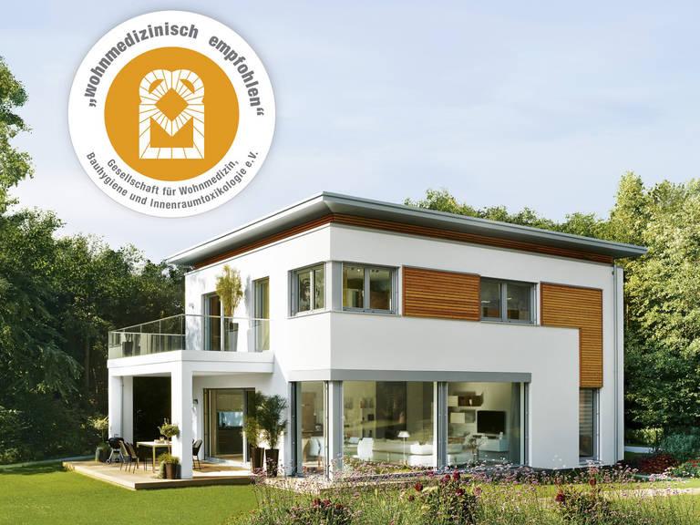WeberHaus Musterhaus CityLife - Haus 700