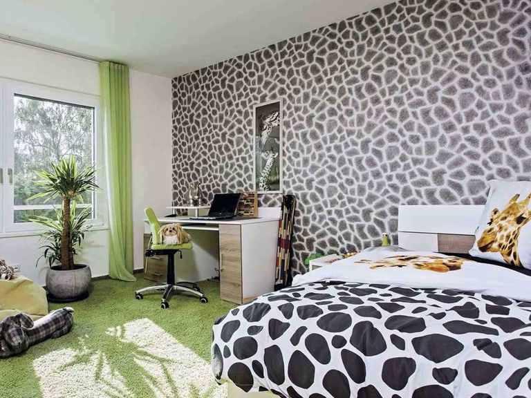 Musterhaus CityLife 250 - WeberHaus Jugendzimmer