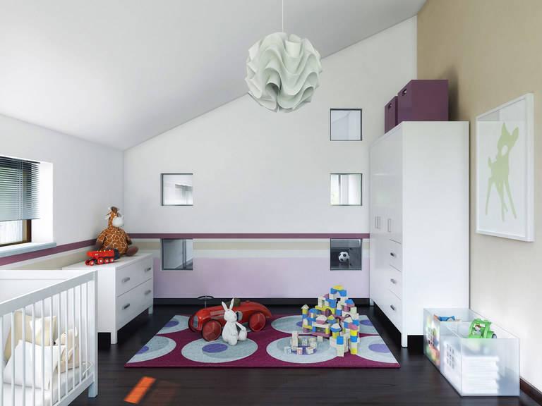Musterhaus CONCEPT-M 172 Köln Kinderzimmer