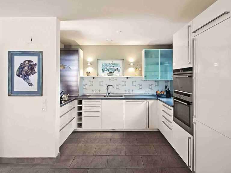 Haus Sunshine 100 - WeberHaus Küche