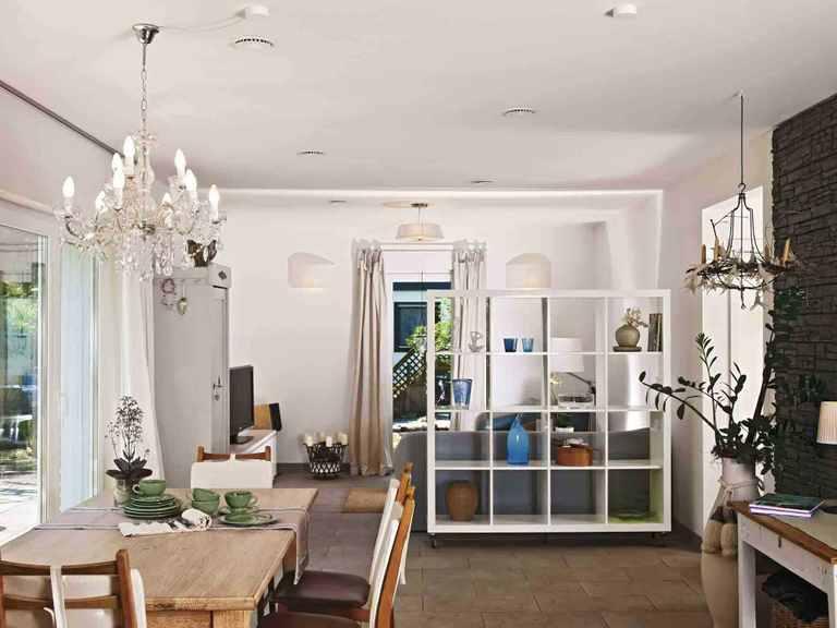 Haus Sunshine 100 - WeberHaus Wohnzimmer