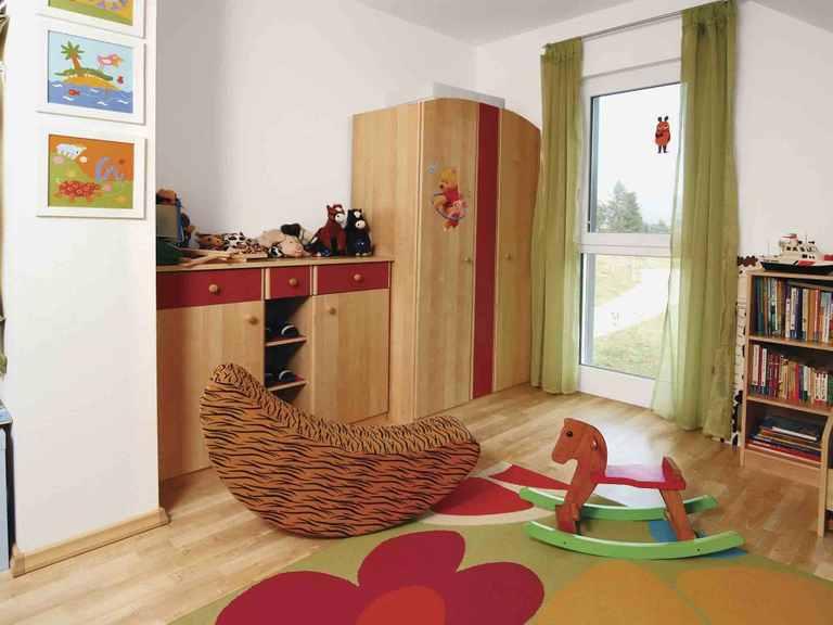 Haus Balance 300 - WeberHaus Kinderzimmer