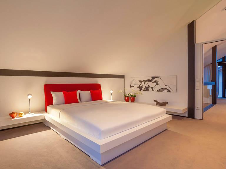 HUF Haus modum: 8:10 Schlafzimmer