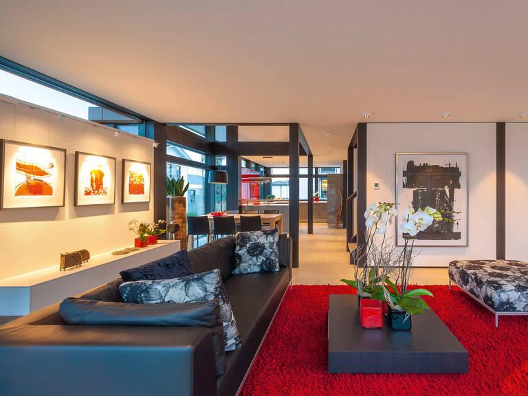 huf haus modum 8 10 huf haus. Black Bedroom Furniture Sets. Home Design Ideas