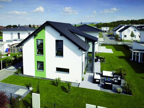 Frei geplantes Kundenhaus von FingerHaus