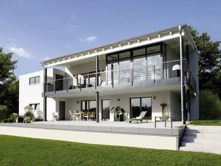 Frei geplantes Kundenhaus exklusiv von Fingerhaus