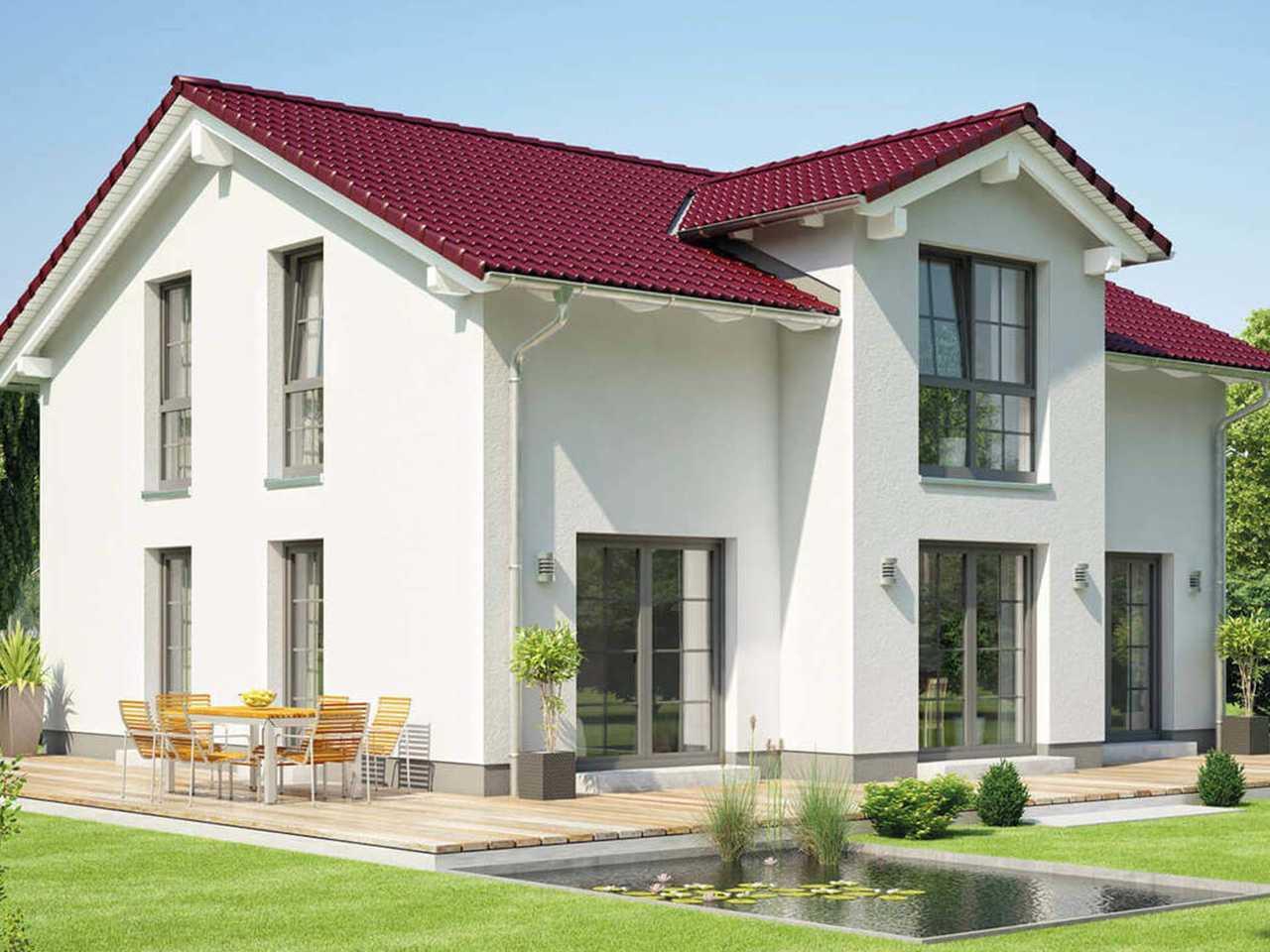 Einfamilienhaus HK 159 von Dietmar Fröba