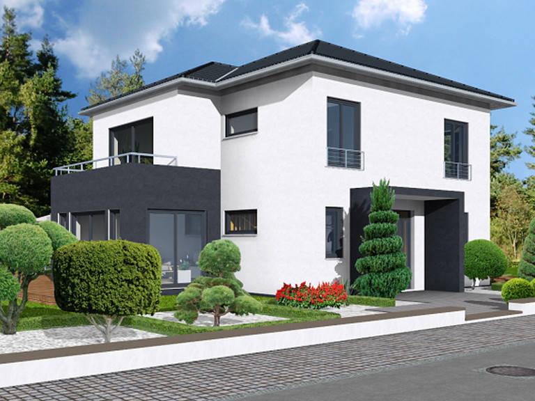 stadtvilla gr nstadt sc massivhaus wonnegau. Black Bedroom Furniture Sets. Home Design Ideas