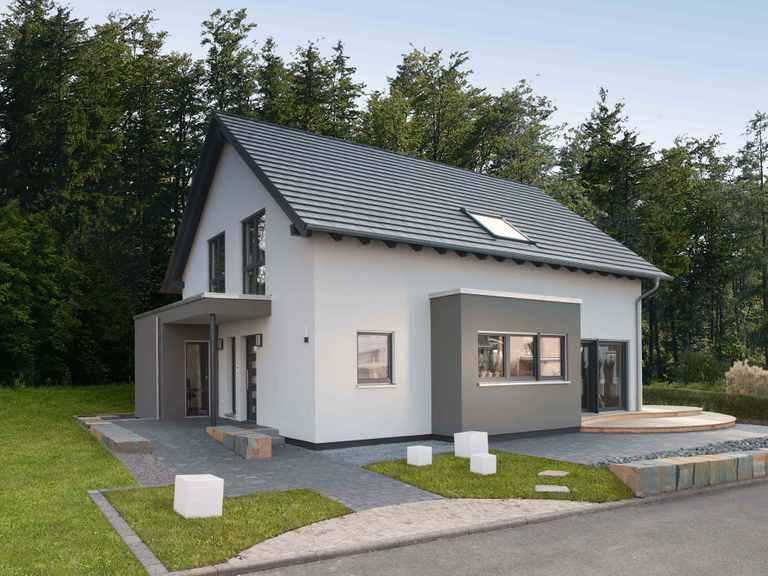Musterhaus Bad Vilbel - NEO 312 - FingerHaus