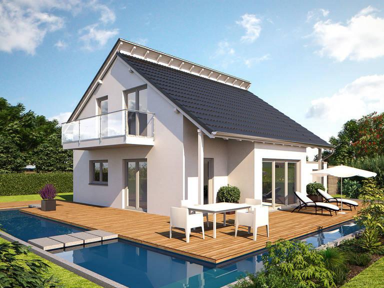 Haus Esprit 125 von Bärenhaus