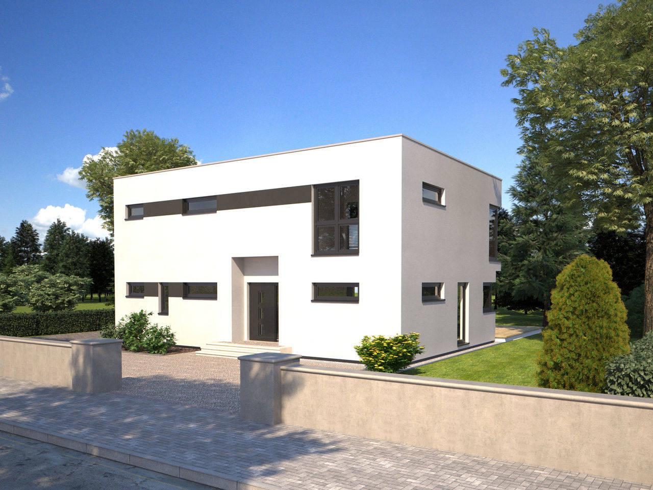 Aussenansicht Haus Fine Arts 169