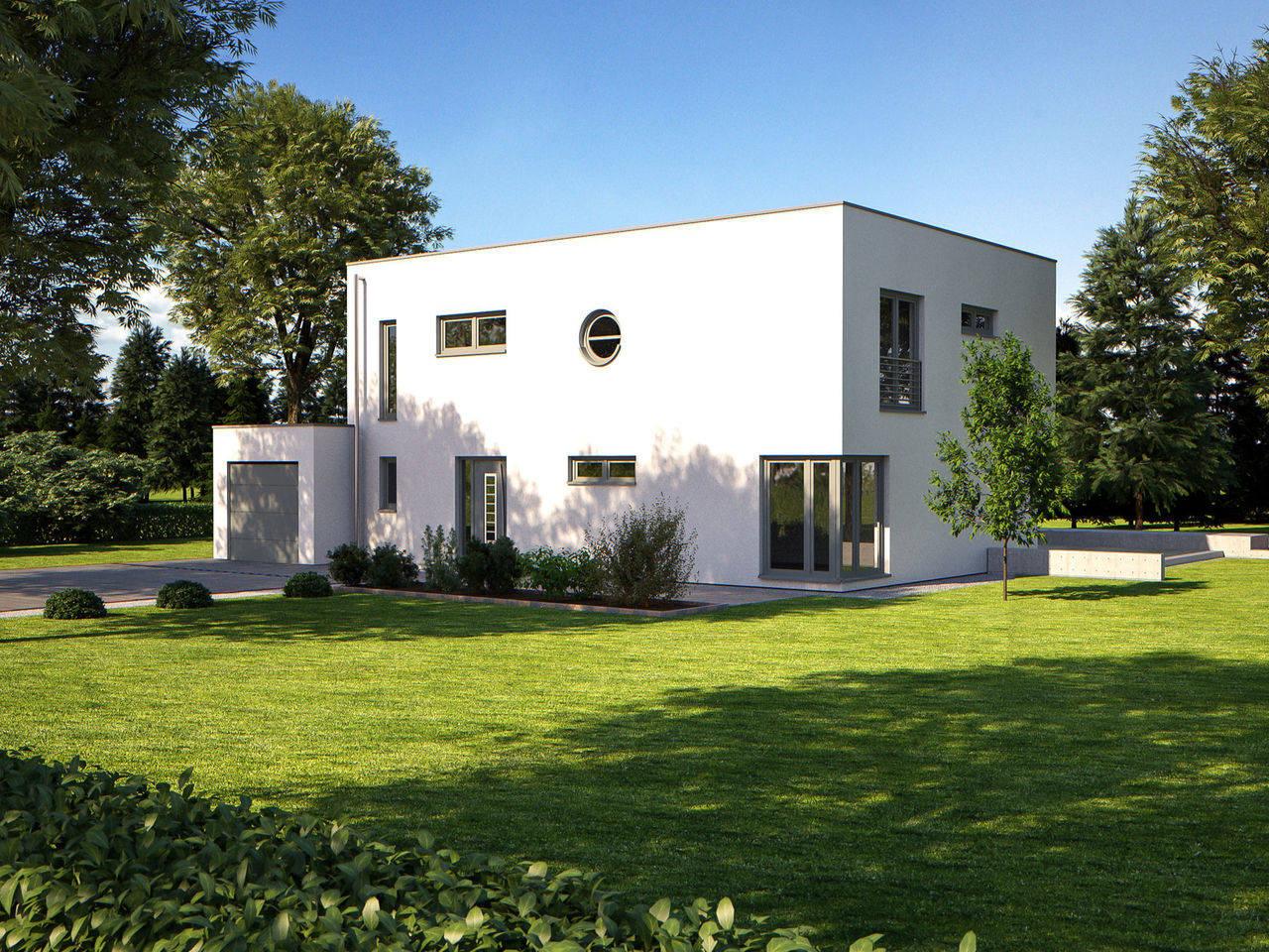 Aussenansicht Haus Fine Arts 201