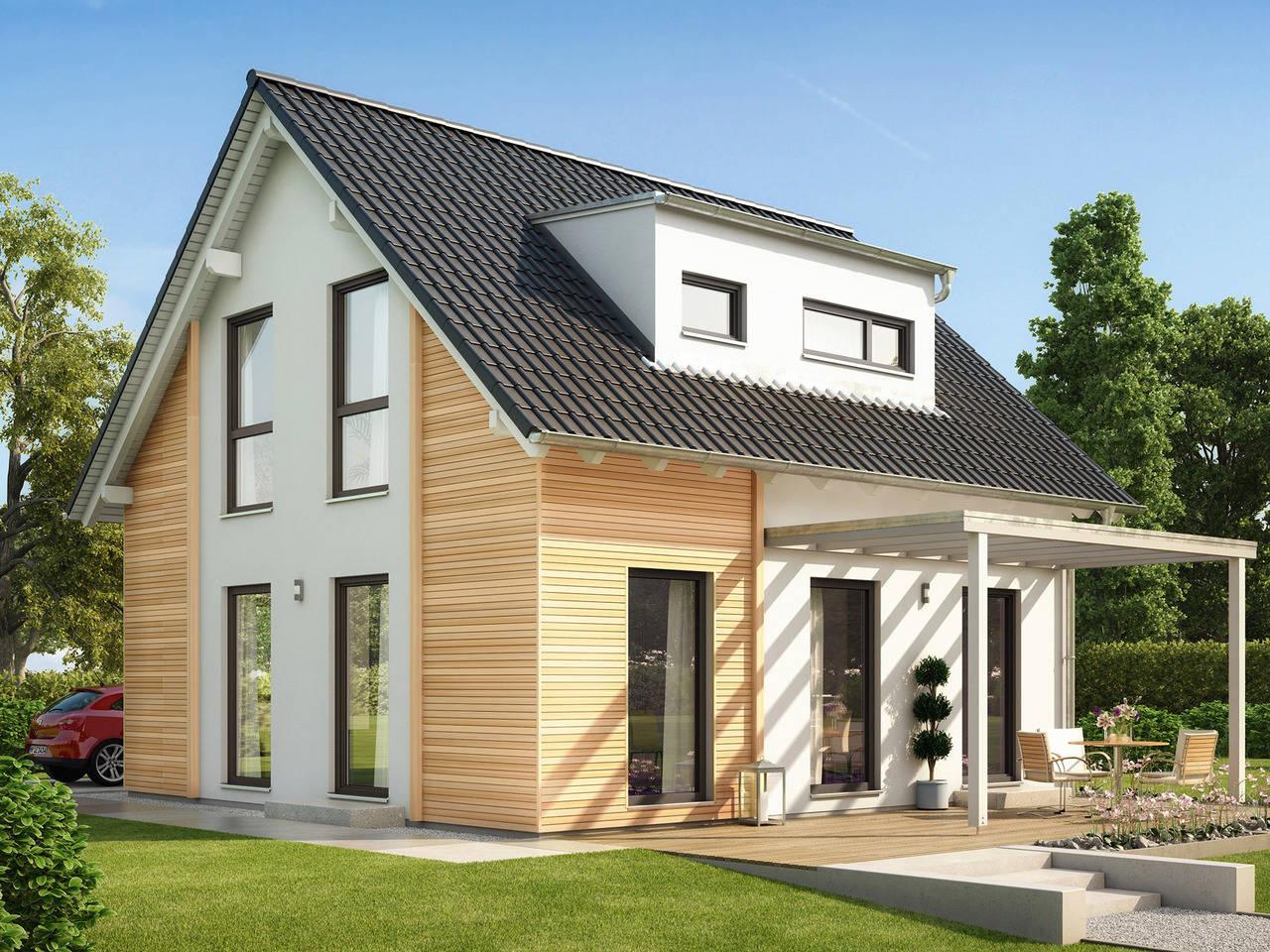 Haus Solution 106 V3 von Living Haus