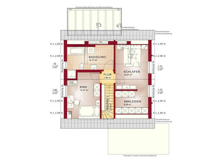 Haus Solution 106 V3 DG von Living Haus