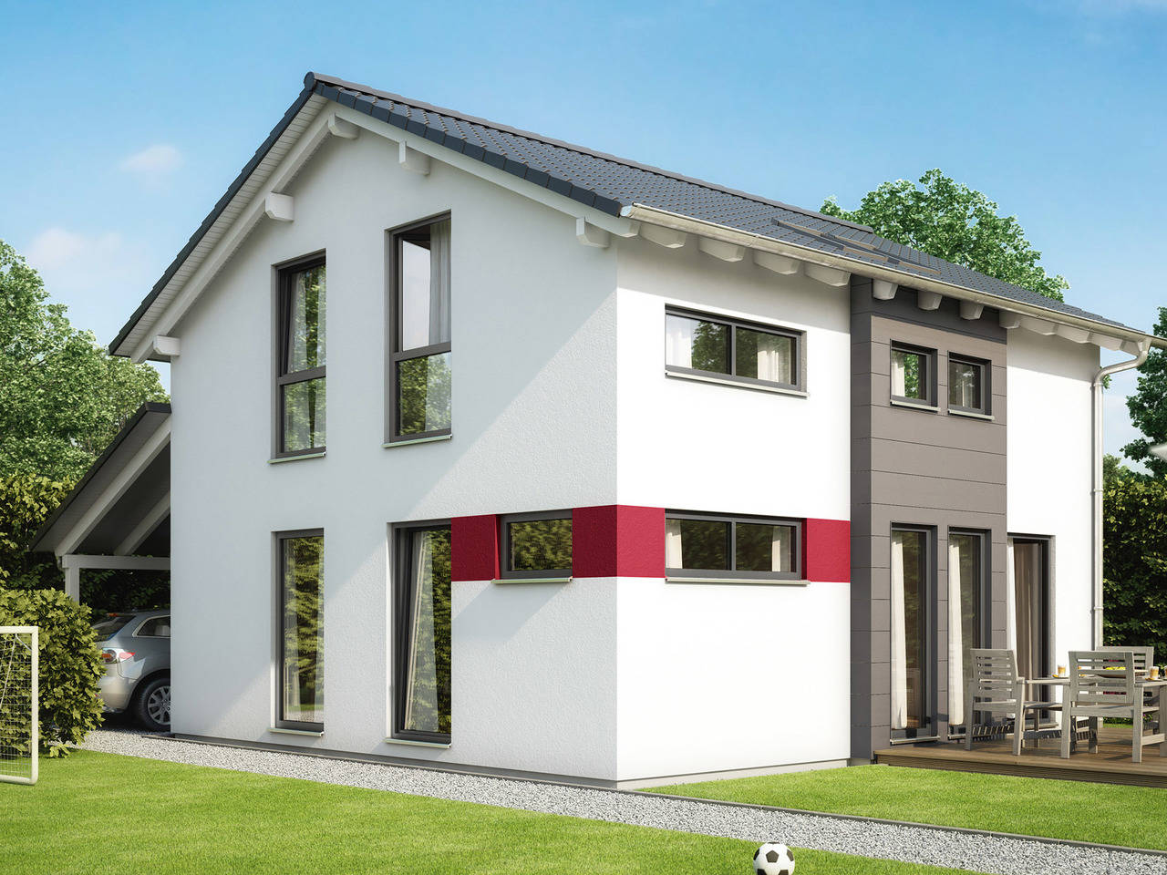 Haus Solution 106 V6 a von Living Haus