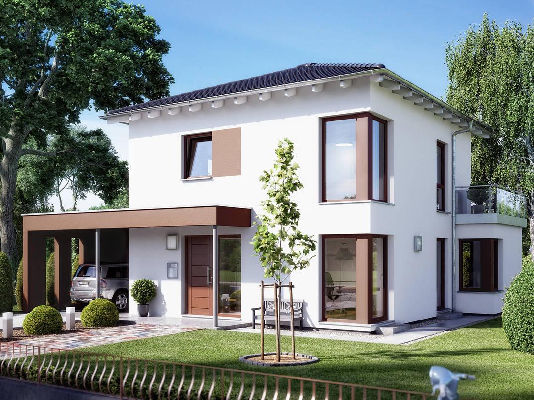 Haus Solution 106 V9 Grundrisse Preise