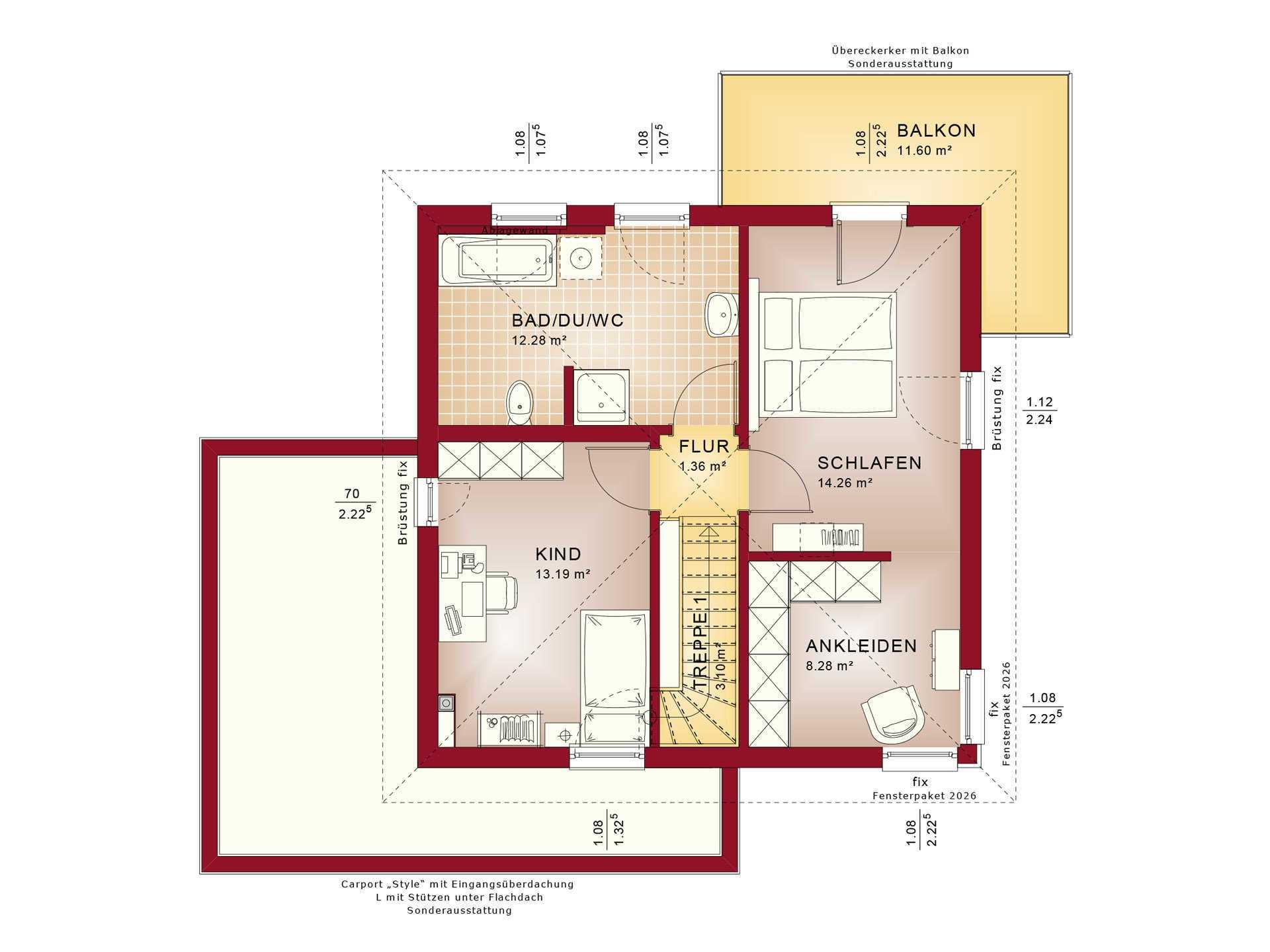 Haus Solution 106 V9 DG von Living Haus