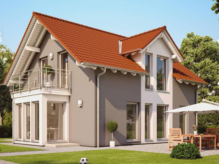 Haus Solution 124 V5 a von Living Haus