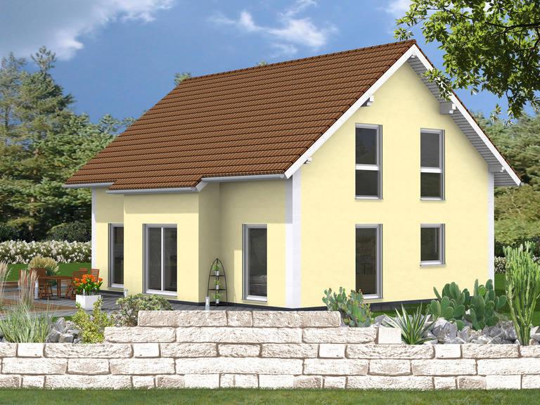 Einfamilienhaus Sonderedition 5 von Schäfer Fertighaus