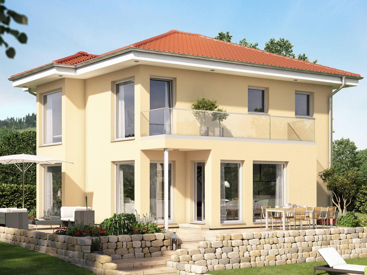 Haus SOLUTION 124 V9 von Living Haus