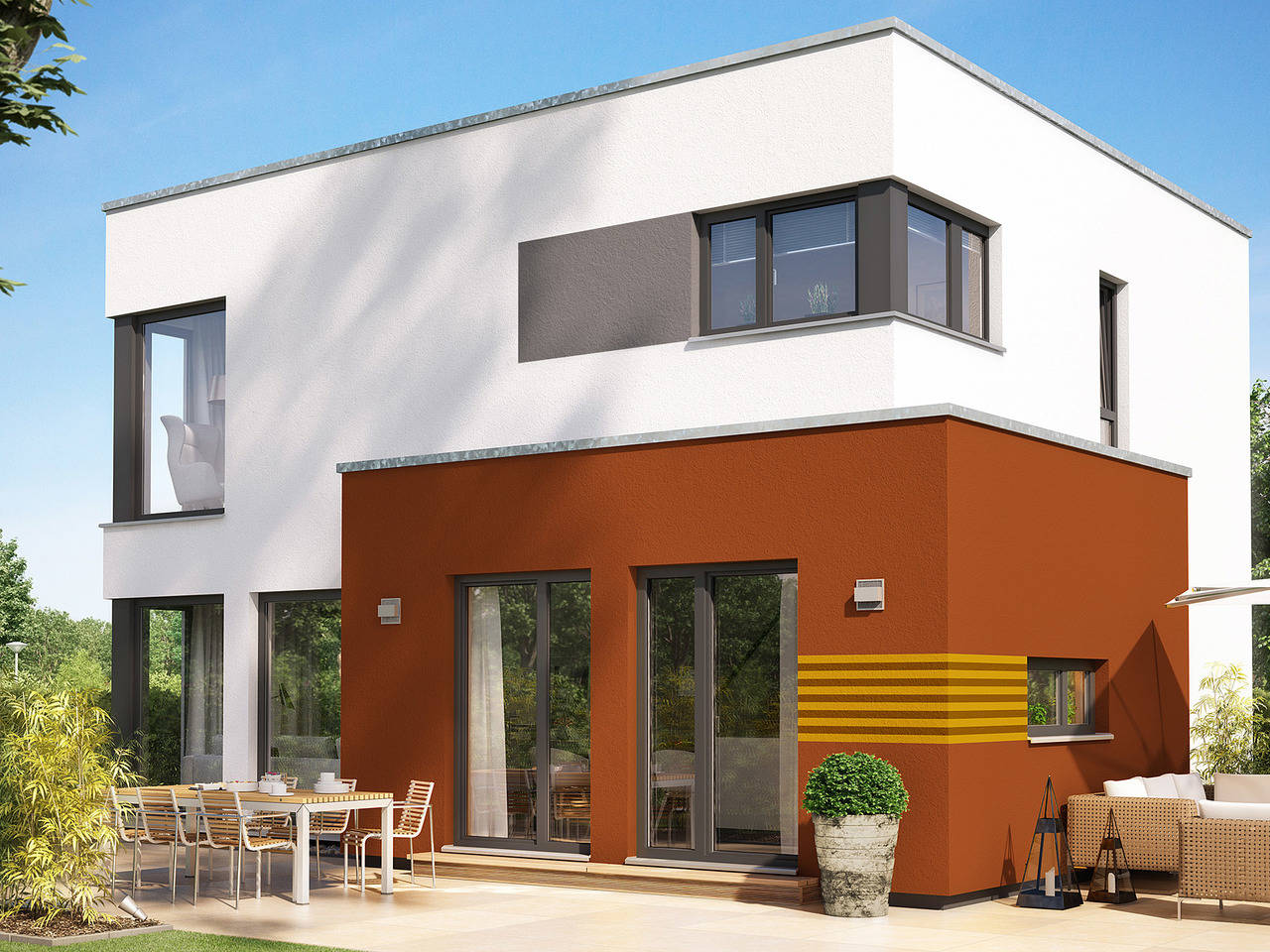 Haus SOLUTION 124 V10 von Living Haus