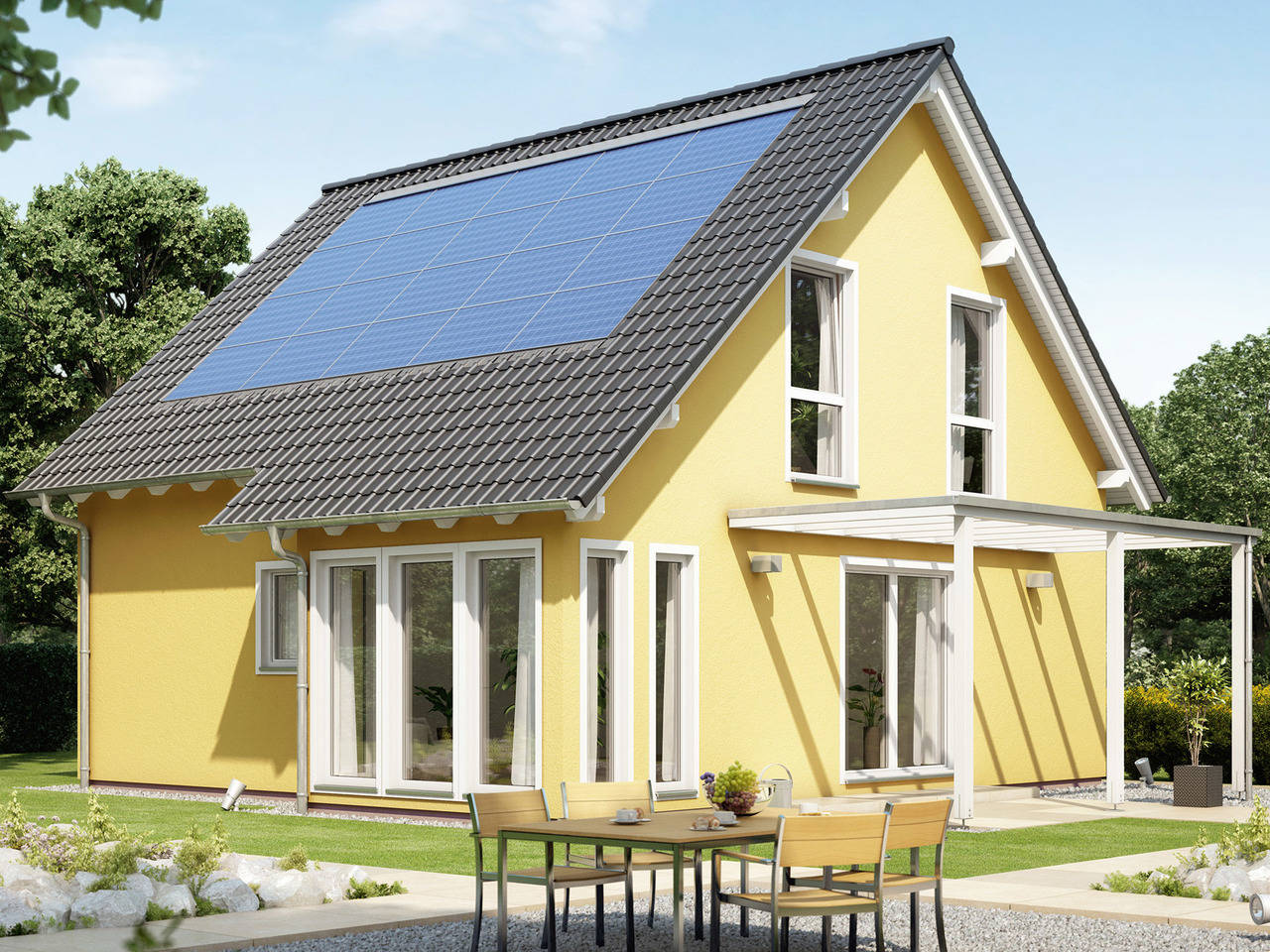Haus SOLUTION 125 V3 von Living Haus