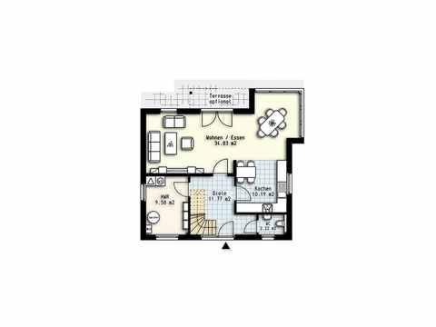 Haus Polaris 4 - OLFA-Haus GmbH Grundriss EG