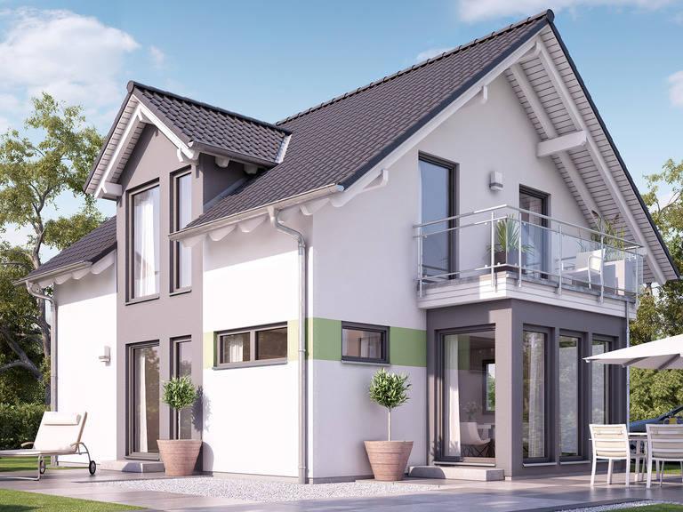 Haus SOLUTION 125 V4 von Living Haus
