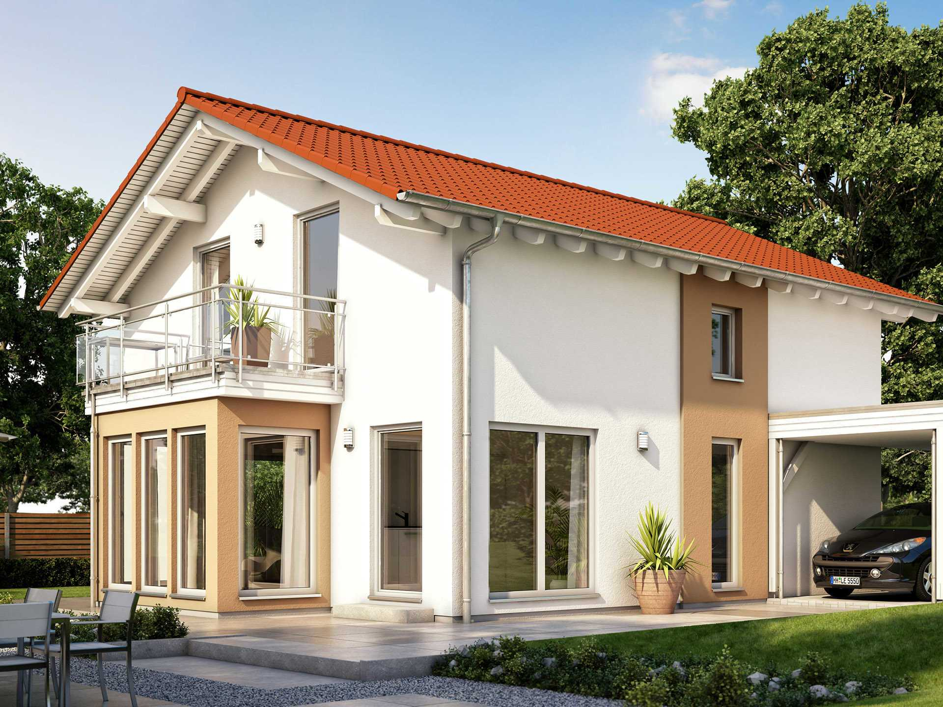 Haus SOLUTION 134 V7 - Living Haus
