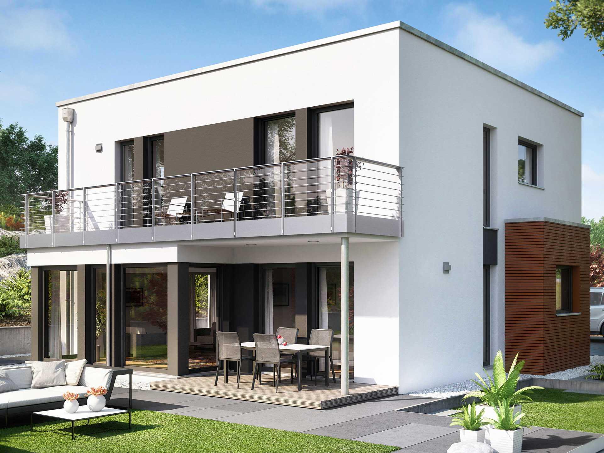^ Haus SOLUION 151 V10 - Living Haus - Bien-Zenker GmbH