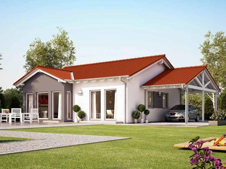 Bungalow SOLUTION 78 V5 - Living Haus