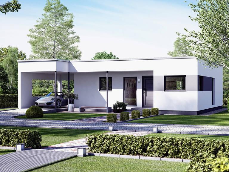 Haus SOLUTION 78 V10 von Living Haus