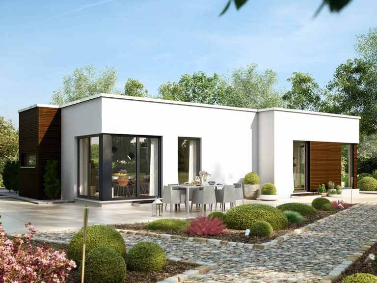 Bungalow SOLUTION 87 V7 - Living Haus