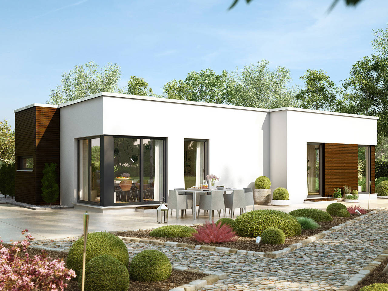 Haus SOLUTION 87 V7 von Living Haus