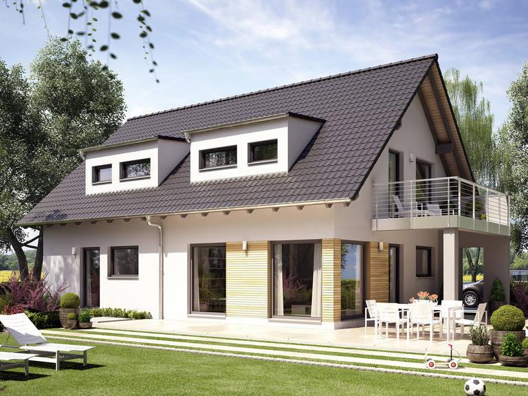 Haus SOLUTION 204 V2 von Living Haus