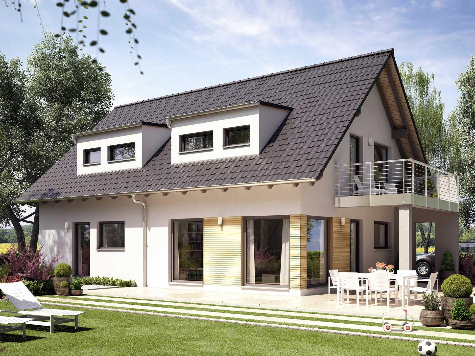 ^ Haus SOLUION 204-v2 - Living Haus - Bien-Zenker GmbH