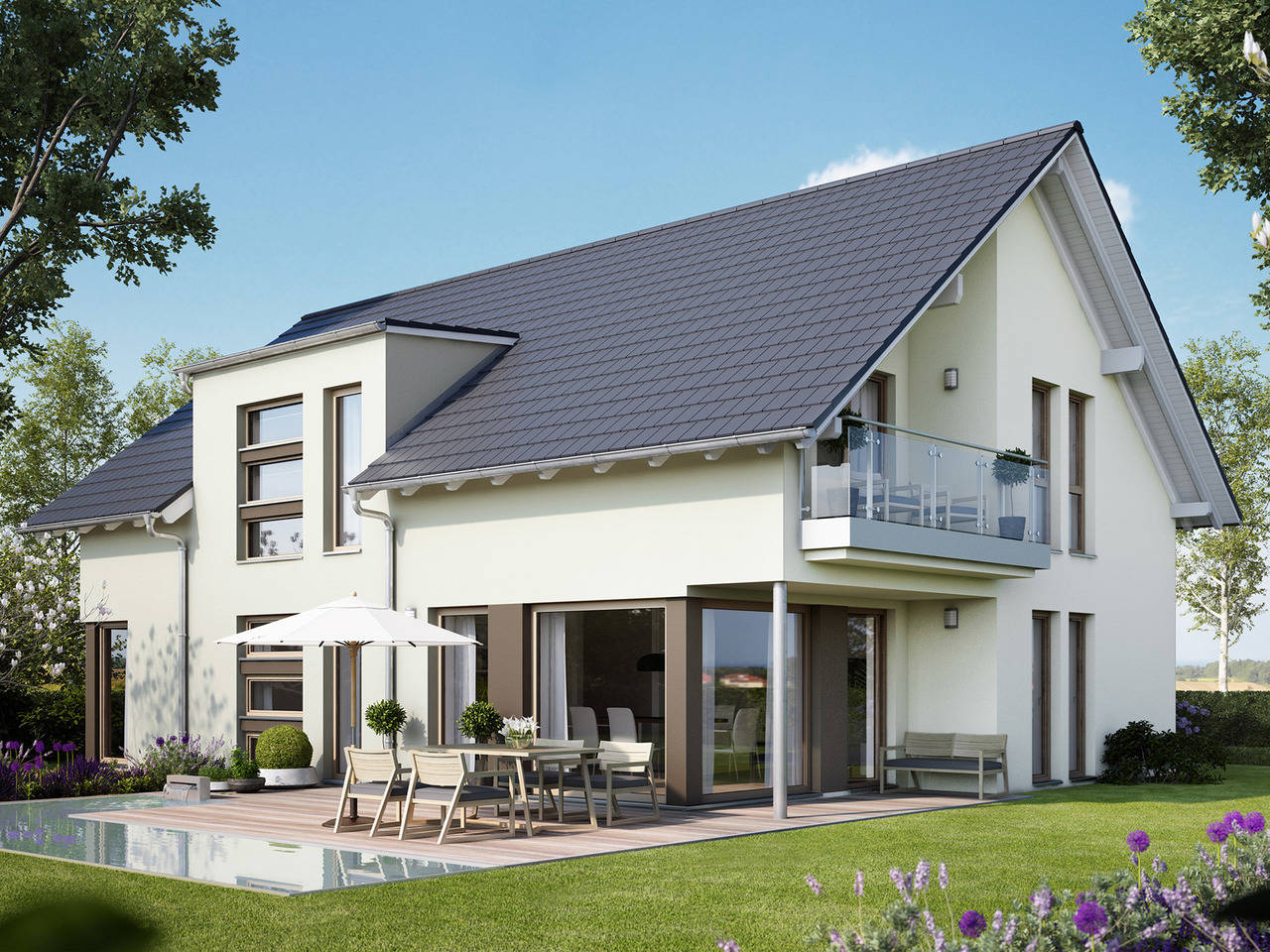 Haus SOLUTION 204 V4 von Living Haus