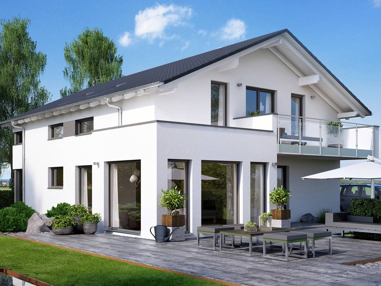 Haus SOLUTION 204 V7 von Living Haus