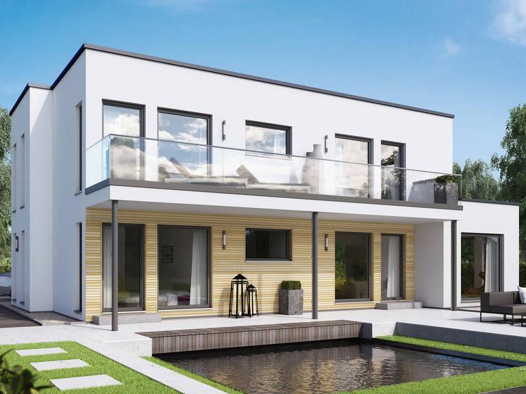 Haus SOLUTION 204 V10 von Living Haus