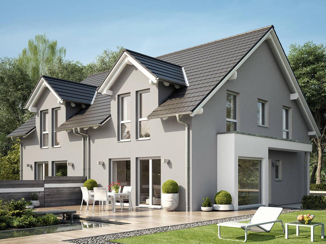 Haus Solution 126 L V3 Grundrisse Preise
