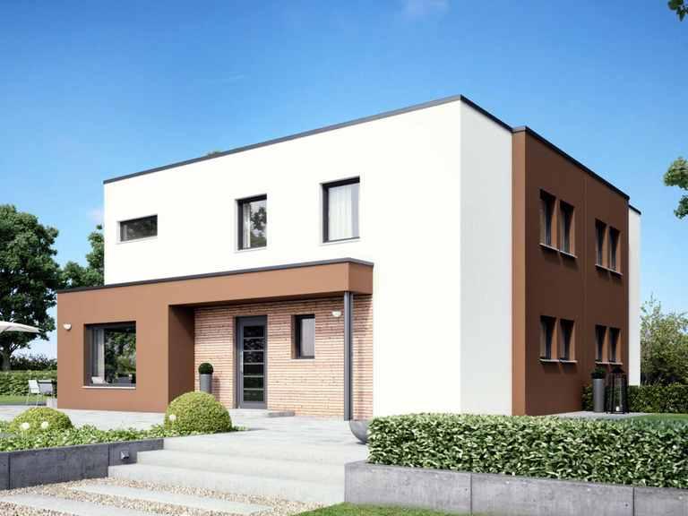 Doppelhaus SOLUTION 126 L V5 - Living Haus
