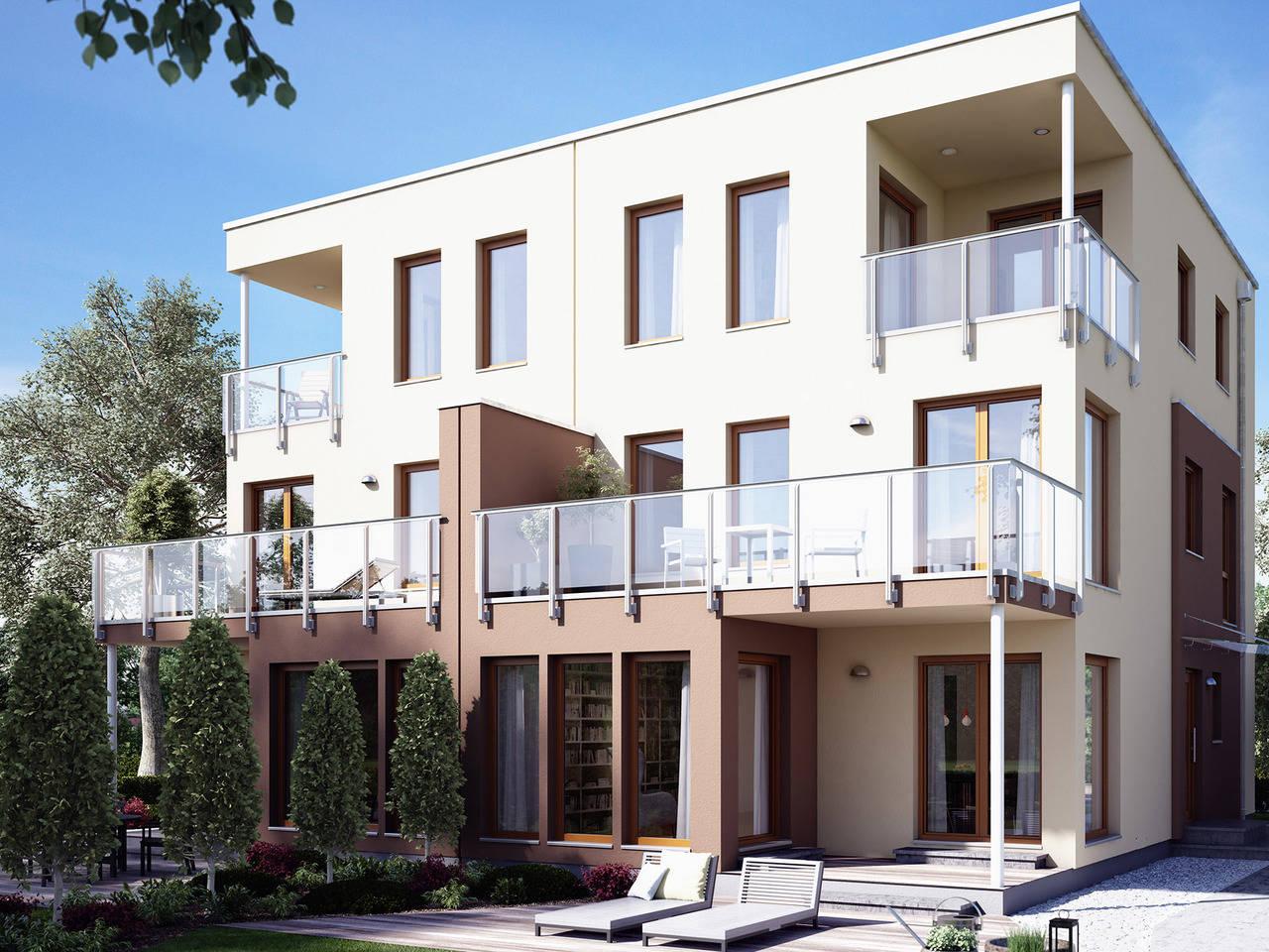 Haus SOLUTION 126 XL V6 von Living Haus