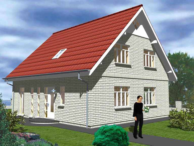 Haus Premiere - ideal-heim-bau Alternative